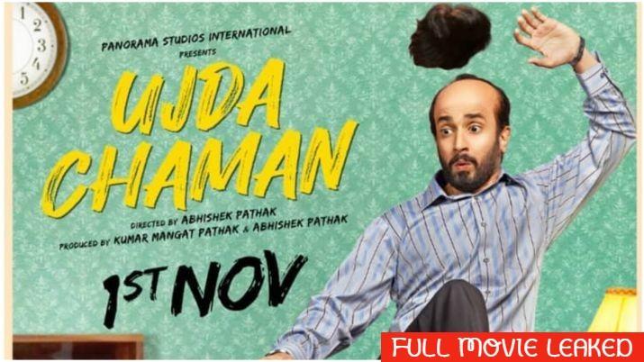 a filmywap movie 2019 Ujda Chaman 2019 Hindi Full Movie Leaked By Filmywap